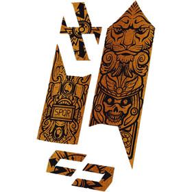 UNLEAZHED Unsplash M02 Skin Mudguard Sticker empire copper